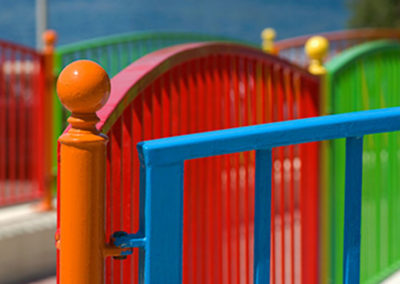 Colored-Gates
